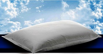 Luxury pillow DAUNEN DIAMANT (10% Feather 90% Down)